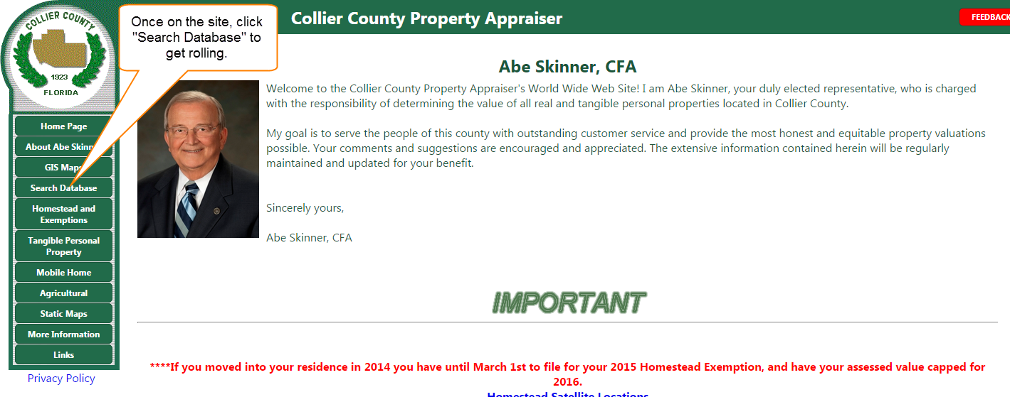 Collier county florida property appraiser