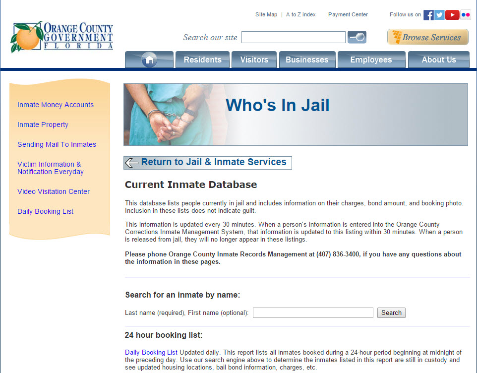Inmates online dating